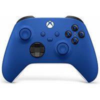 Mando inalámbrico - Microsoft Xbox One Controller Wireless QAU-00002, Para Xbox One Series X/S, Branded, Azul