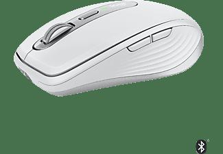 LOGITECH MX Anywhere 3 für Mac kompakte kabellose Maus, Space Grey