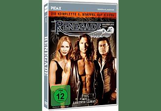 Renegade-Gnadenlose Jagd,Staffel 1 DVD