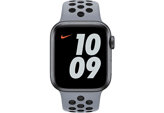 APPLE 40 mm Nike Sport, Ersatzarmband, Apple, Obsidian Mist/Schwarz