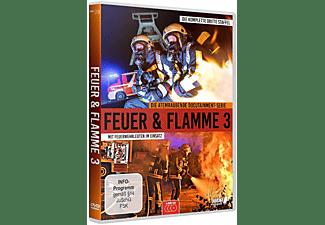 Feuer und Flamme - Mit Feuerwehrmännern im Einsatz - Staffel 3 DVD