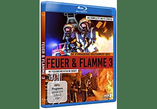 Feuer und Flamme - Mit Feuerwehrmännern im Einsatz - Staffel 3 Blu-ray