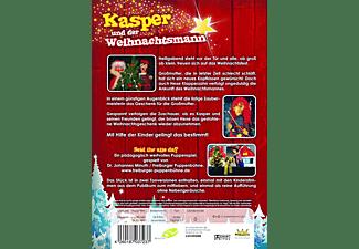 Kasper und der Weihnachtsmann DVD