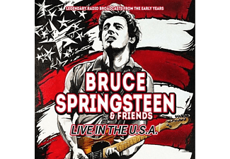 Bruce Springsteen - Live in the USA-Legendary Radio Broadcasts from  - (CD)