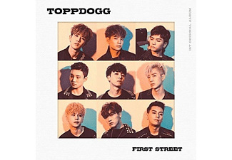 Toppdogg - FIRST STREET(KEIN RR)  - (CD)
