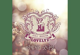 Lovelyz - GIRLS INVASION(KEIN RR)  - (CD)