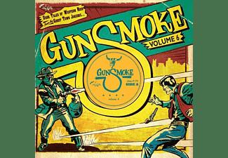 VARIOUS - Gunsmoke 06 (ltd.; 10inch)  - (Vinyl)