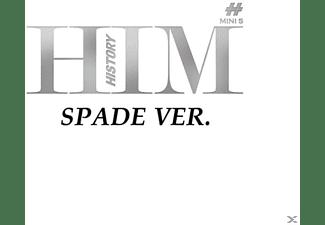 History - HIM(KEIN RR)  - (CD)