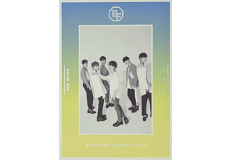 The Boyfriend - Never End  - (CD)