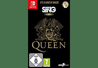 Let's Sing Queen - [Nintendo Switch]