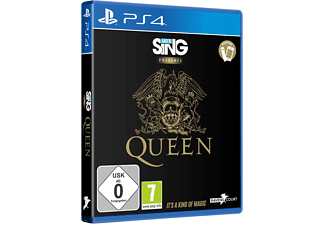 Let's Sing Queen - [PlayStation 4]