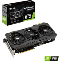 ASUS GeForce RTX™ 3090 TUF Gaming 24GB (90YV0FD0-M0NM00) (NVIDIA, Grafikkarte)