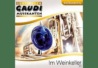 Südtiroler Gaudimusikanten - Im Weinkeller  - (CD)