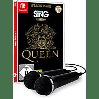 Let's Sing Queen [+ 2 Mics] - [Nintendo Switch]