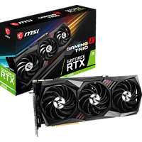 MSI GeForce RTX™ 3090 Gaming X Trio 24GB (V388‐011R) (NVIDIA, Grafikkarte)