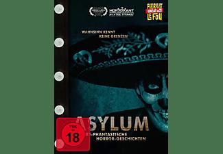 Asylum-Irre-phantastische Horror-Geschichten-L Blu-ray + DVD