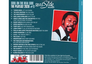 VARIOUS - Soul On The Real Side Vol.11  - (CD)