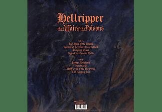 Hellripper - THE AFFAIR OF POISONS  - (Vinyl)