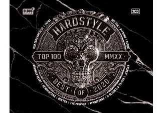 VARIOUS - HARDSTYLE TOP 100 BEST OF 2020  - (CD)
