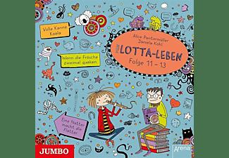 Alice Pantermüller - Mein Lotta-Leben (11-13)  - (CD)