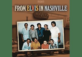 Elvis Presley - From Elvis In Nashville  - (CD)