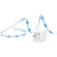 EVE Movie Night - Smarter LED-Lichtstreifen & smarte Steckdose Kit
