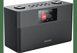 KENWOOD CR-ST100S-B Internetradio, DAB+, FM, Internet Radio, Bluetooth, Schwarz