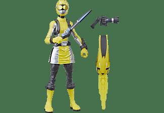 """HASBRO Power Ranger 6"""" BMR Yellow Ranger Spielfigur Gelb"""
