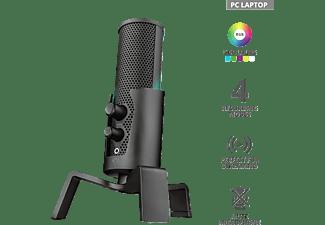 TRUST USB Streaming microfoon 4-in-1 GXT258 Fyru