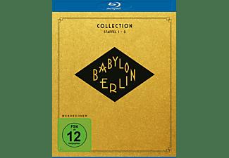 Babylon Berlin - Collection St.1-3 [Blu-ray]