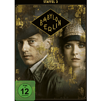 Babylon Berlin - Season 3 DVD