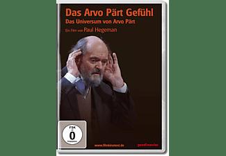 Das Arvo Pärt Gefühl - Das Universum des Arvo Pärt DVD