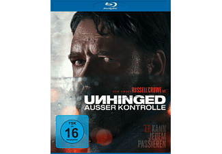 Unhinged - Außer Kontrolle Blu-ray