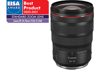 CANON RF 24-70mm F2.8L IS USM objektív