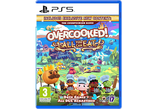PS5 - Overcooked!: All You Can Eat /D
