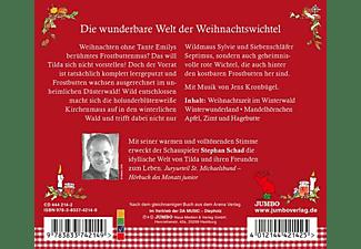 Stephan Schad - Tilda Apfelkern: Weihnachtszeit im Winterwald: 24  - (CD)