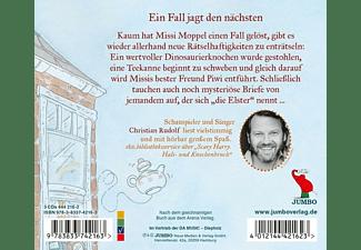 ANDREAS H. Schmachtl - Missi Moppel (2).Die Schwebende Teekann Und Ander  - (CD)