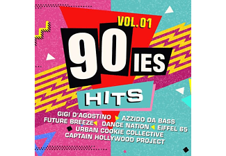 VARIOUS - 90ies Hits Vol.1  - (CD)