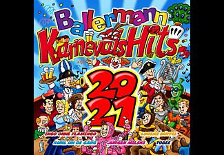 VARIOUS - Ballermann Karnevals Hits 2021  - (CD)