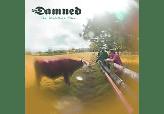 The Damned - THE ROCKFIELD FILES (LTD.SPLATTER MARBLE VINYL)  - (Vinyl)