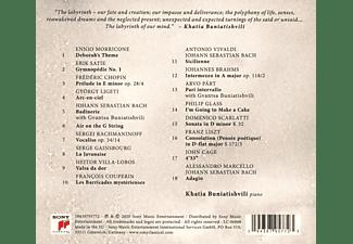 Khatia Buniatishvili - Labyrinth  - (CD)