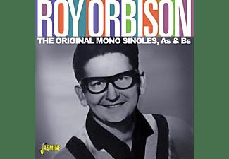 Roy Orbison - ORIGINAL MONO SINGLES  - (CD)