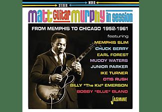 """Matt """"guitar"""" Murphy - MURPHY IN SESSION  - (CD)"""