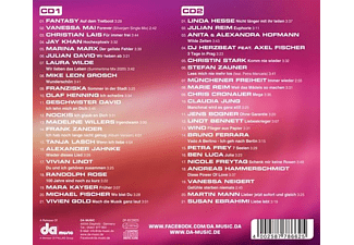 VARIOUS - Die Deutschen Hits 2020  - (CD)