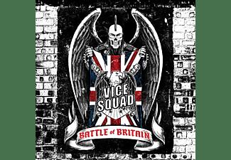 Vice Squad - BATTLE OF BRITAIN (Black Vinyl)  - (Vinyl)