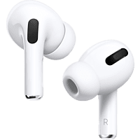 APPLE AirPods Pro, In-ear True Wireless Kopfhörer Bluetooth Weiß