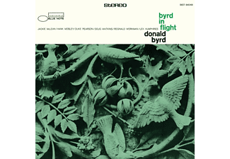 Donald Byrd - Byrd In Flight  - (Vinyl)