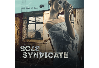 Sole Syndicate - LAST DAYS OF EDEN  - (CD)