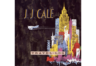 J.J. Cale - Travel-Log  - (Vinyl)