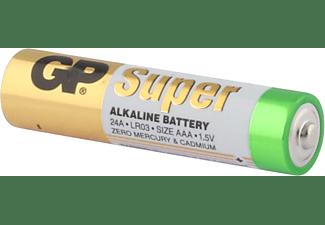 GP Alkaline Super AAA Batterie, Alkaline, 1,5 Volt 40 Stück